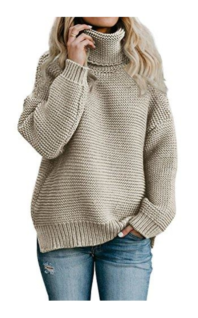 Imily Bela Oversized Turtleneck Sweater