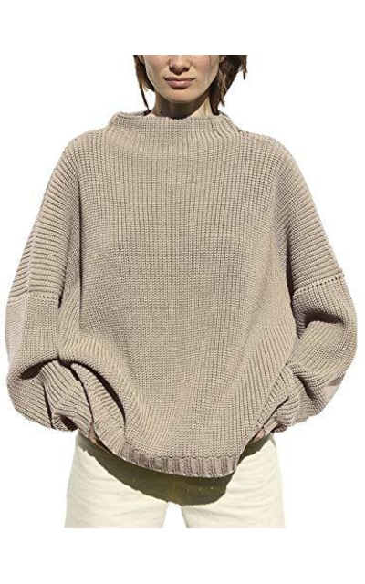 FACDIBY Oversized Sweater