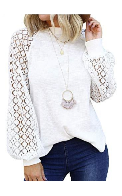 MIHOLL Lace Top