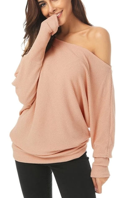 Zumine Off Shoulder Sweater
