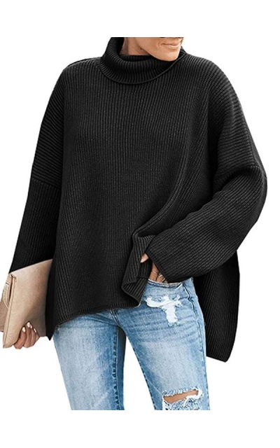 Soulomelody Turtleneck Sweater