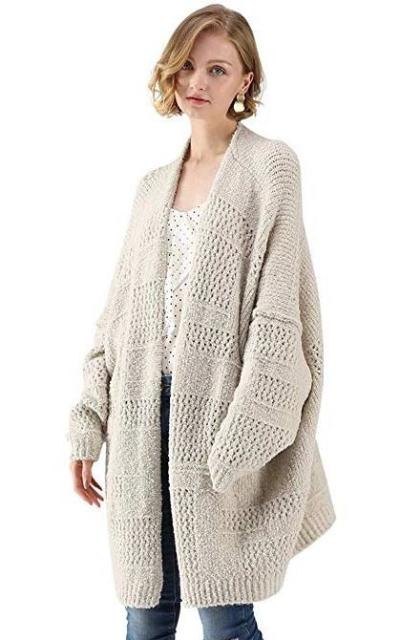 Chicwish Open Fluffy Knit Cardigan