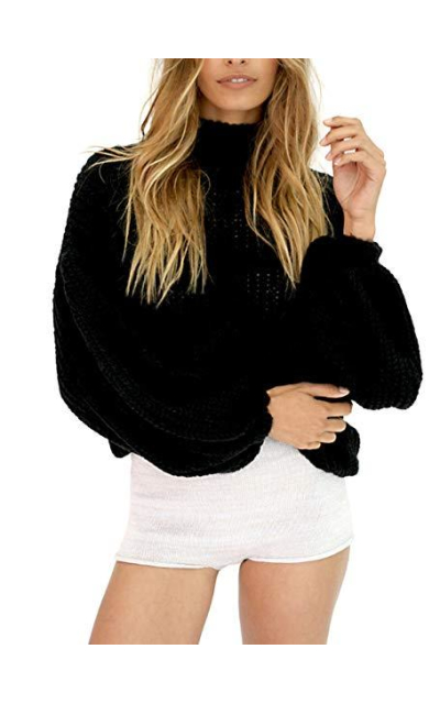 Simplee Knit Sweater