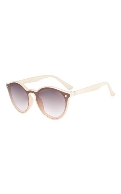Small Round Nylon Sunglasses