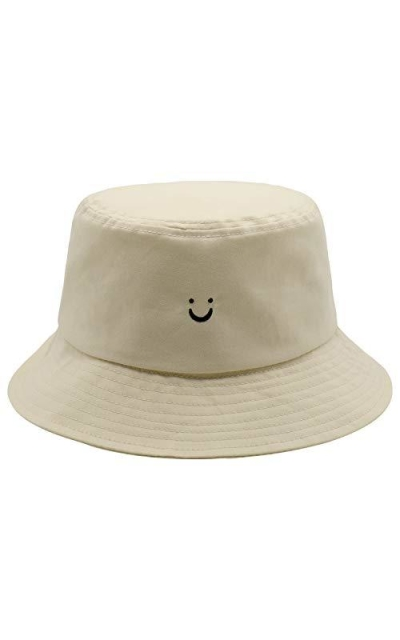 Face Smile Bucket Hat