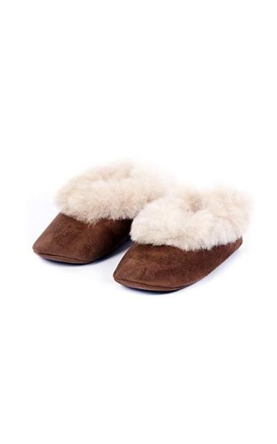 Raymis Peruvian 100% Baby Alpaca Slipper