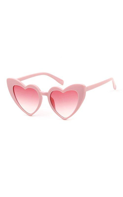 Clout Goggle Heart Sunglasses