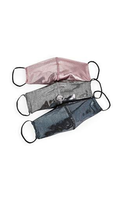 Heroine Sport Assorted Face Coverings 3 Pack