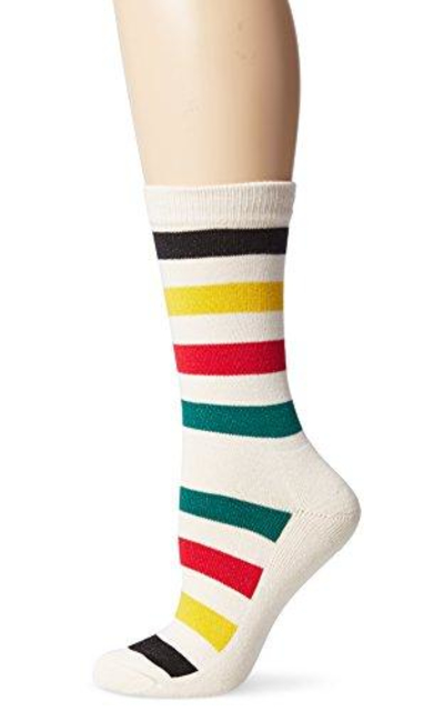 Pendleton National Park Cotton Crew Socks