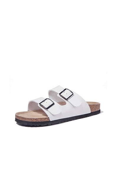 TF STAR Cork Slide Sandals