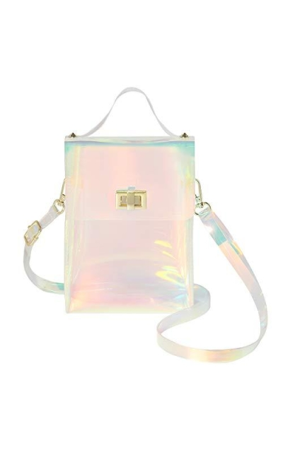 MINICAT Clear Small Crossbody Bags