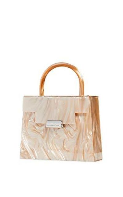 Loeffler Randall Flavia Mini Hard Case Bag
