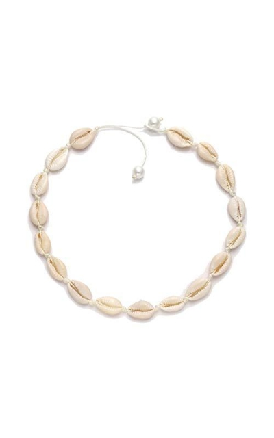 HSWE Shell Choker Necklace