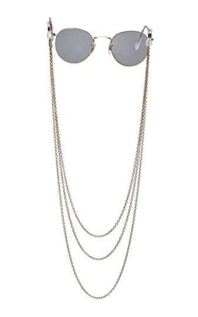 Sintillia Lace Statement Sunglass Chain