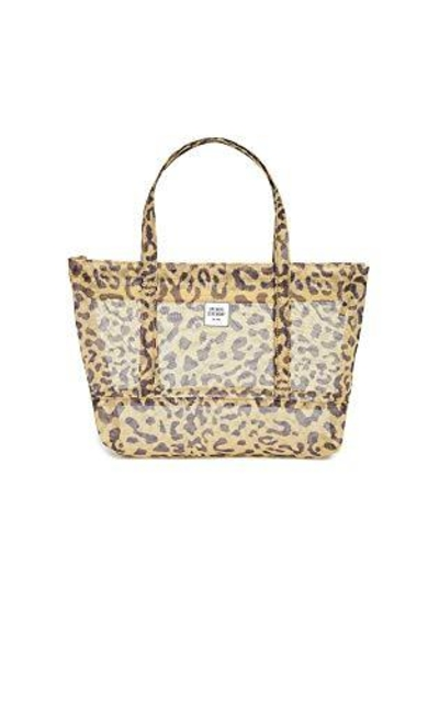 Opening Ceremony Mesh Small Chinatown Tote