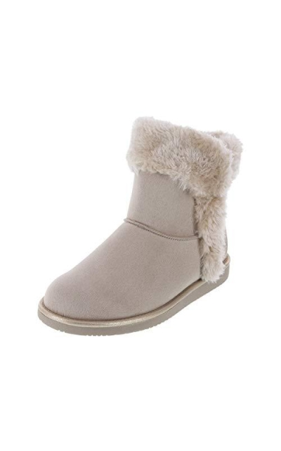 Airwalk Taupe Panna Cozy Boot 7.5 Regular