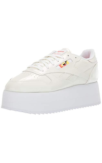 Reebok Classic Leather Triple Platform Gigi Sneaker