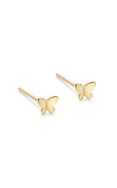 Minimalist Butterfly Earrings
