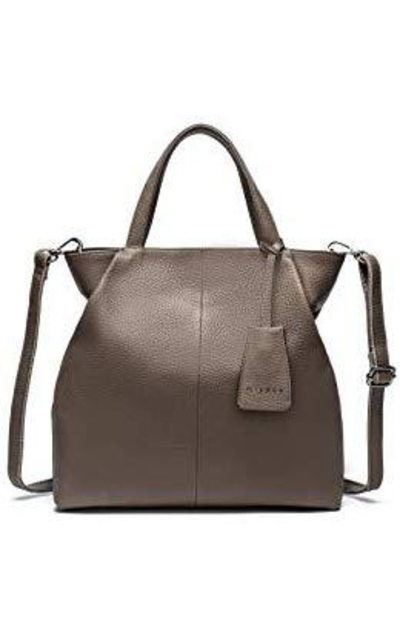 Soft Genuine Leather Handbag