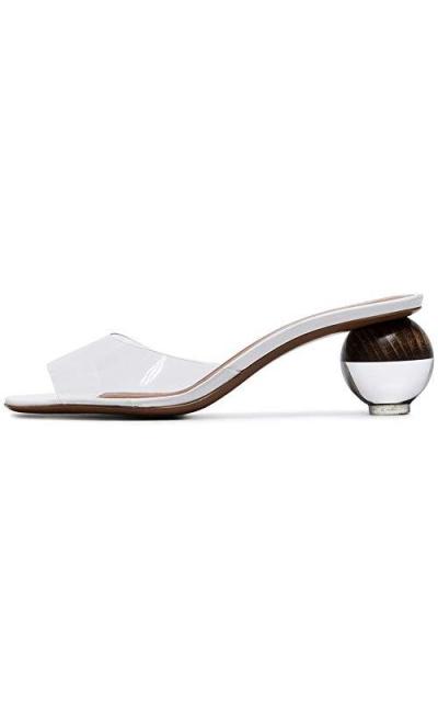 Fericzot Mule Sandals