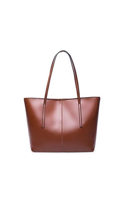 Covelin  Genuine Leather Tote