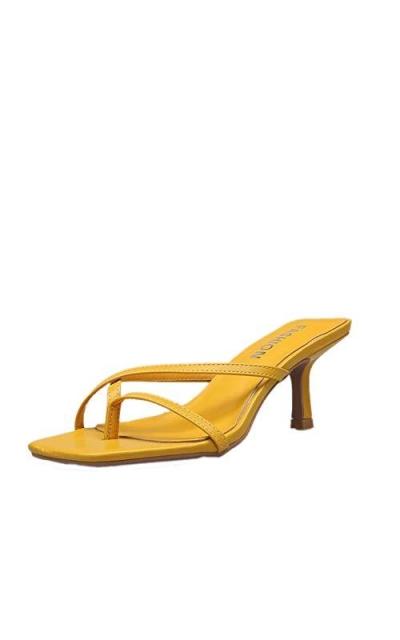 HTTEM Kitten Heel Sandals