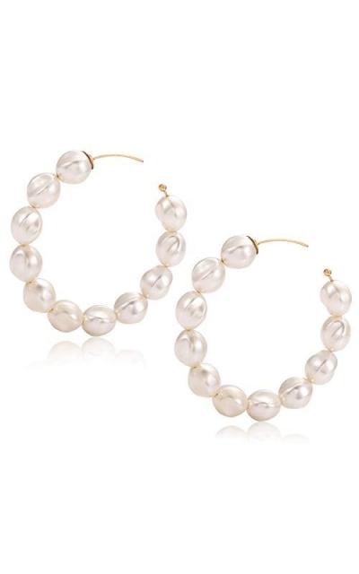 BVGA Hoop Earrings