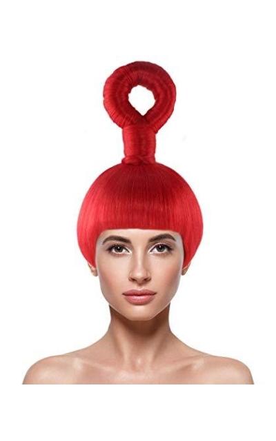 Halloween Teletubbie Wig