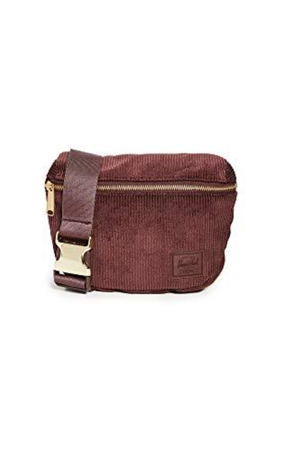 Herschel Supply Co. Fifteen Corduroy Fanny Pack