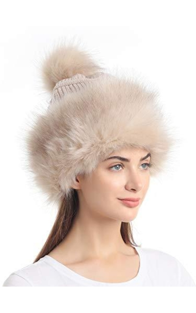 soul young Faux Fur Hat