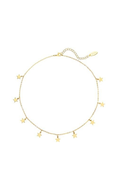 SEAYII Star Choker Necklace