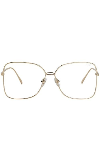 SOJOS Square Blue Light Blocking Glasses