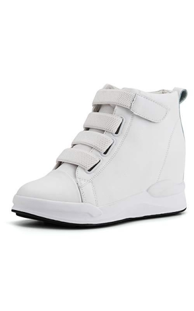 Jivana Hidden Heel Wedge Sneaker