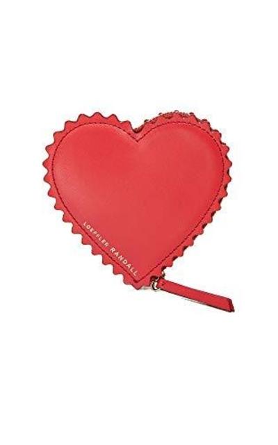 Loeffler Randall Women's Cora Heart Wallet