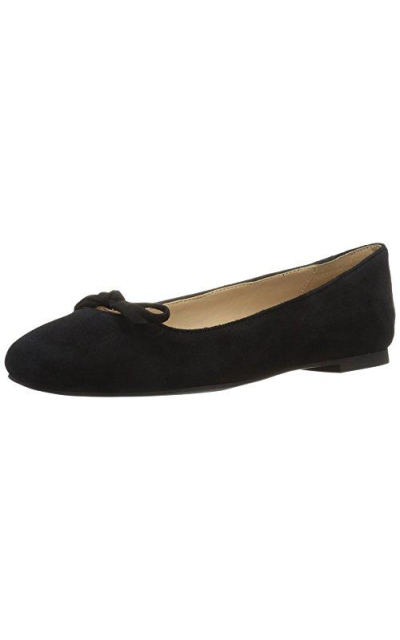 The Fix Zavala Structured Bow Ballet Flat