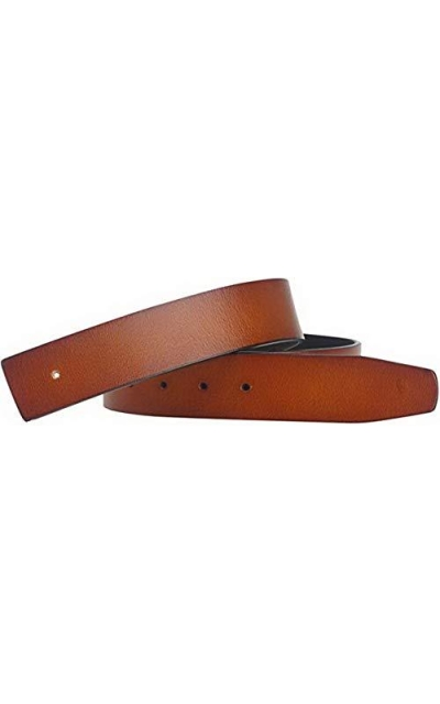 H Leather Belt