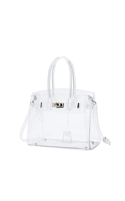 Lam Gallery Clear Handbag