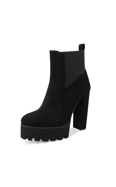 Onlymaker Platform Boots