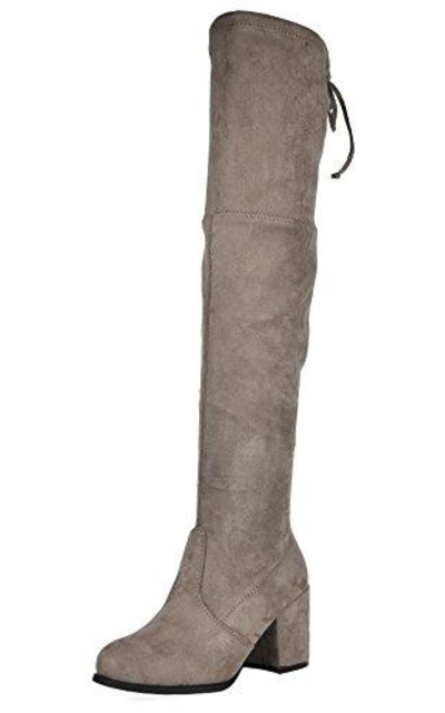 TOETOS Prade Over The Knee Boots