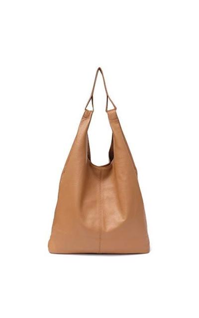 Slouchy Hobo Shoulder Bag