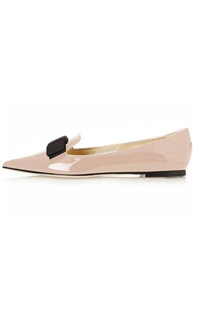 Eldof  Pointed Toe Flats