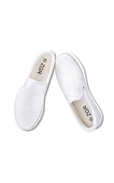 ZGR Slip On Canvas Sneakers
