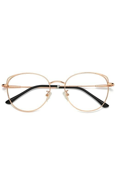 SOJOS Cat Eye Blue Light Blocking Glasses