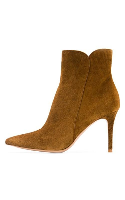 YDN Stiletto High Heels Ankle Boots
