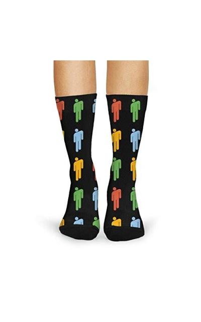 Cool Print Socks Billie-Eilish Socks