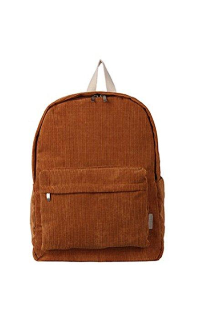 Trendbag Basic Corduroy BackPack