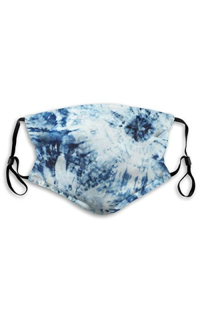 Tie-Dye Reusable Face Mask