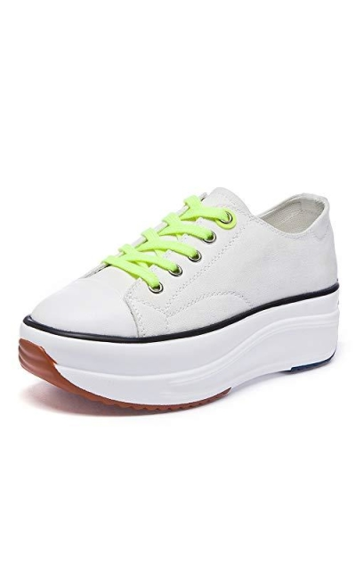 Nesyd Canvas Low Top Sneakers