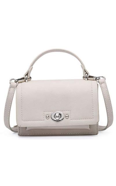 Top Handle Mini Tote Bag Crossbody