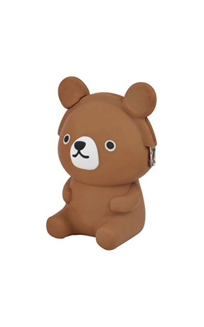 P+G Design 3D Pochi Friends Bear Coin Pouch